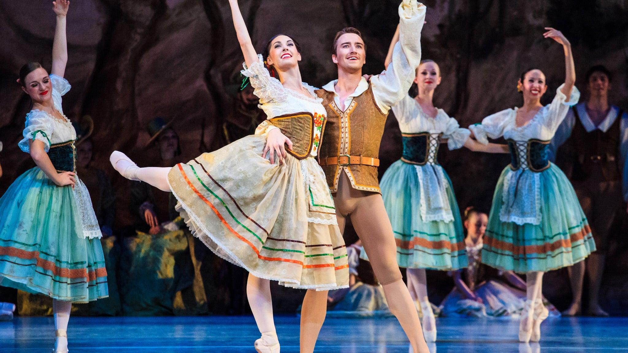 Ballet West live