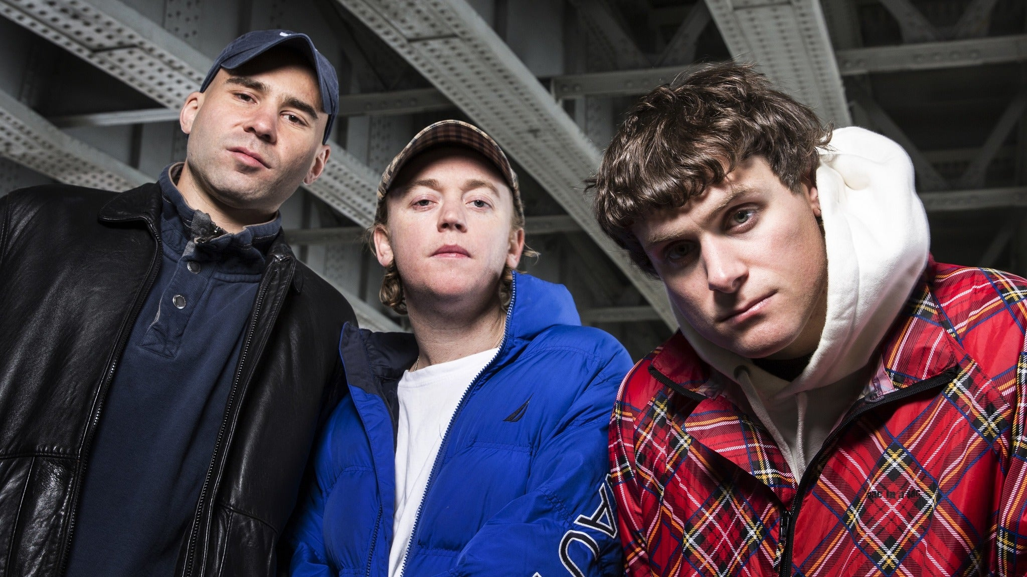 SOUNDS OF THE CITY - DMA'S
