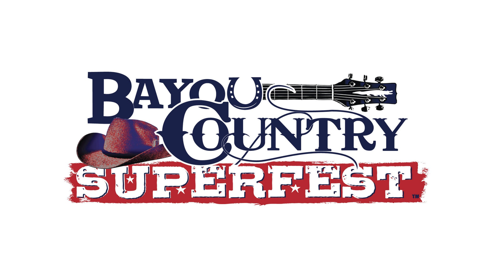 Bayou Country Superfest - 2 Day Package