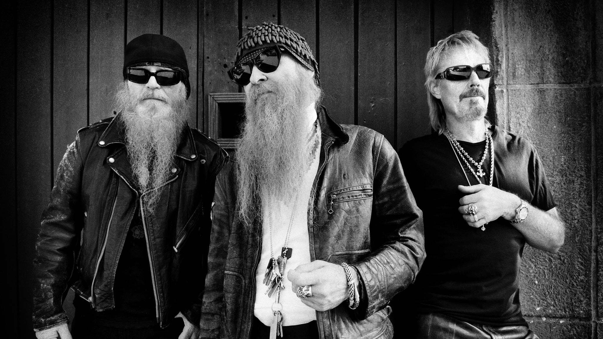ZZ Top w/ George Thorogood at California Mid-State Fair