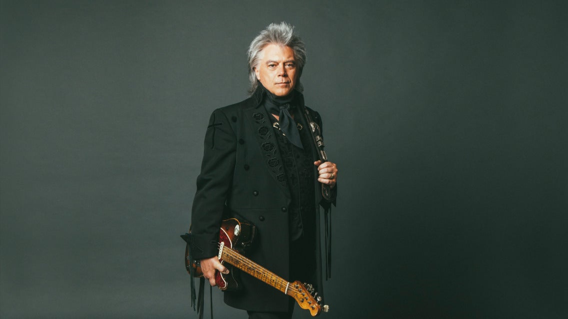 Marty Stuart at The Cave