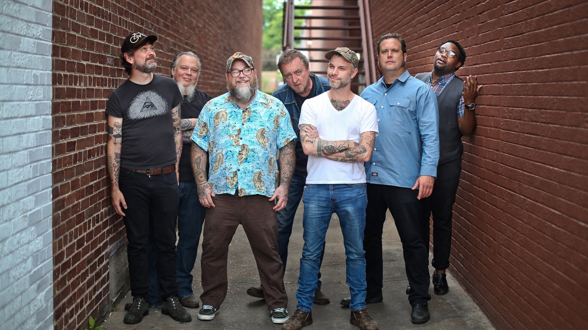 Lucero W/ Special Guest Esme Patterson at Mystic Theatre