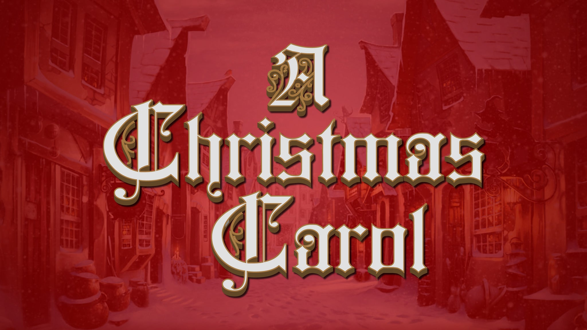 A Christmas Carol - Live at Meadow Brook Theatre