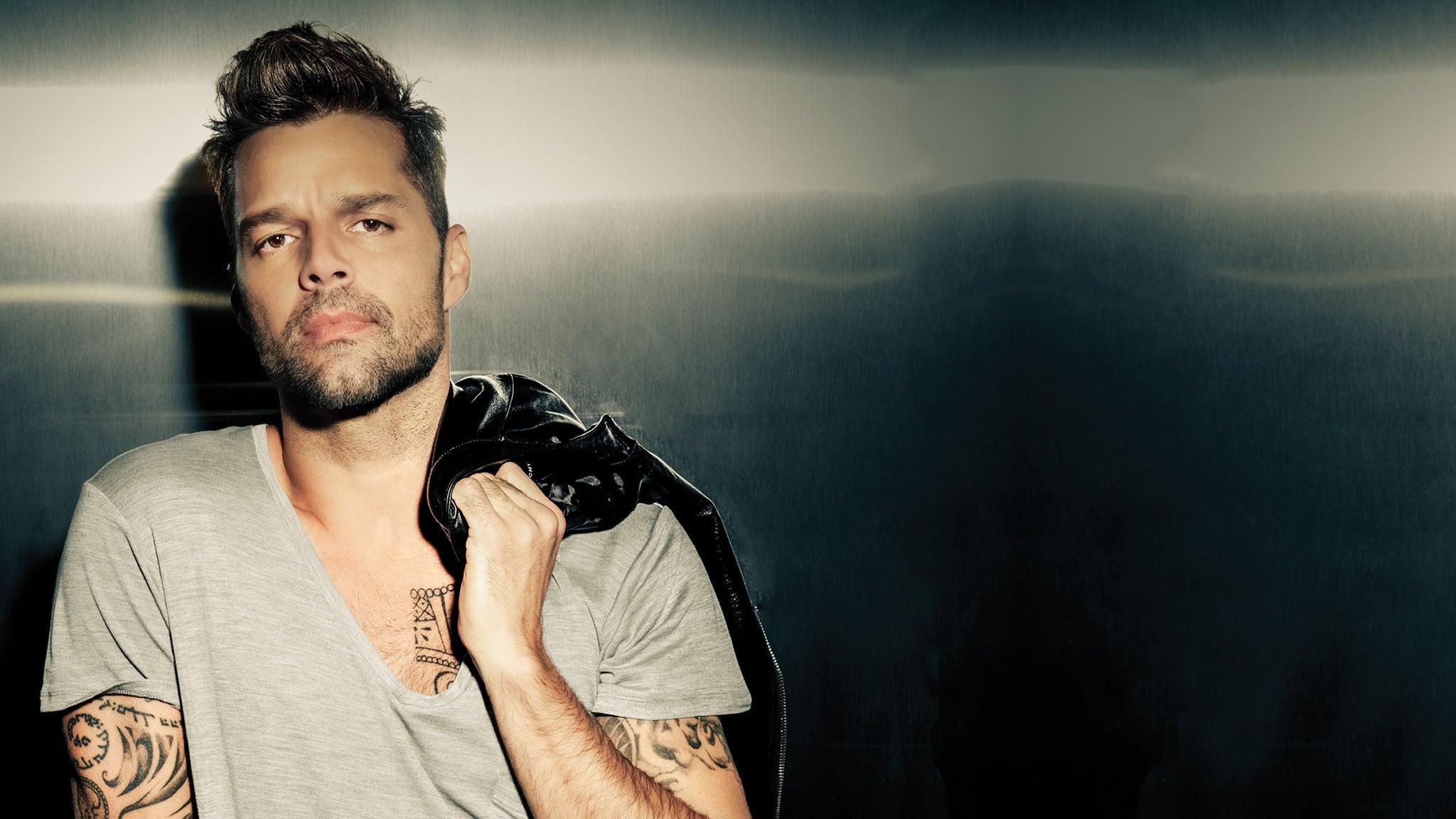 Ricky Martin at Hard Rock Live
