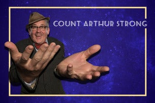 Count Arthur Strong: And This is Me! The Lowry Seating Plan