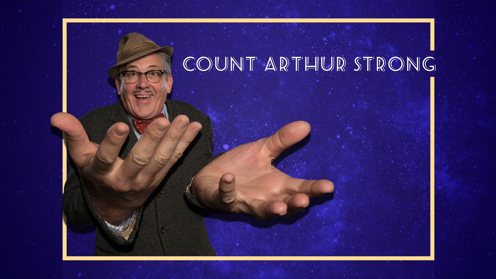 Count Arthur Strong: And This is Me! tickets (Copyright © Ticketmaster)