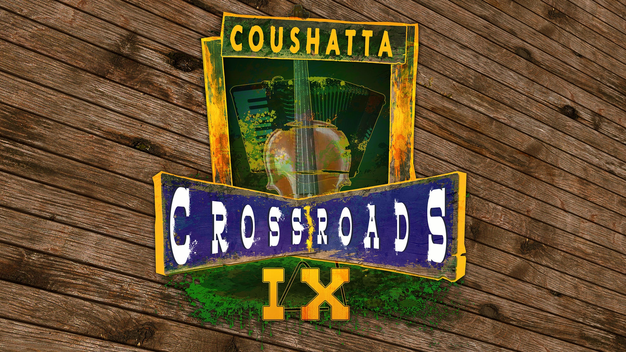 Coushatta Crossroads Festival at Coushatta Casino Resort