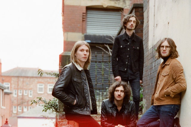 Blossoms at Songbyrd Music House