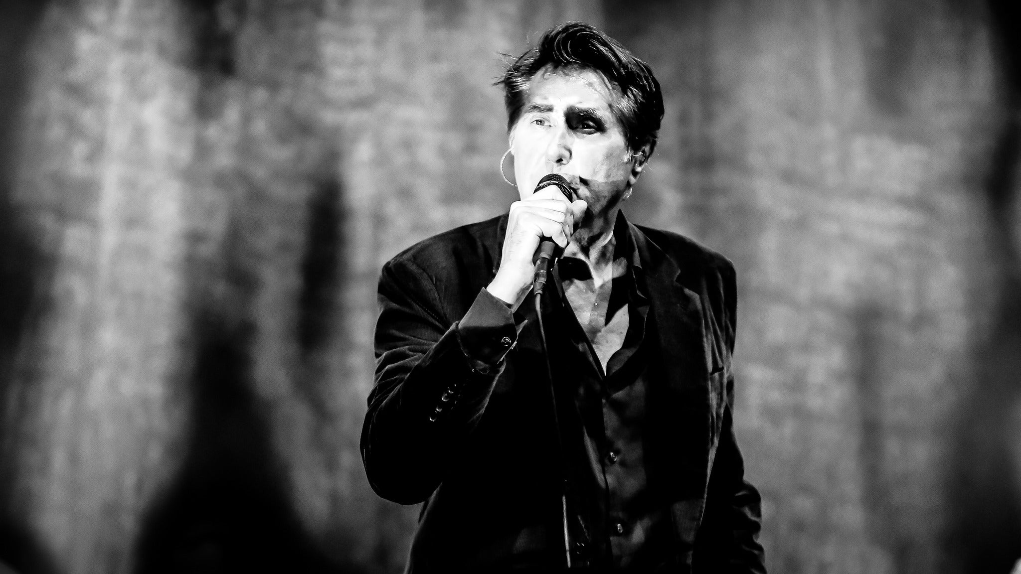 Bryan Ferry at Santa Barbara Bowl
