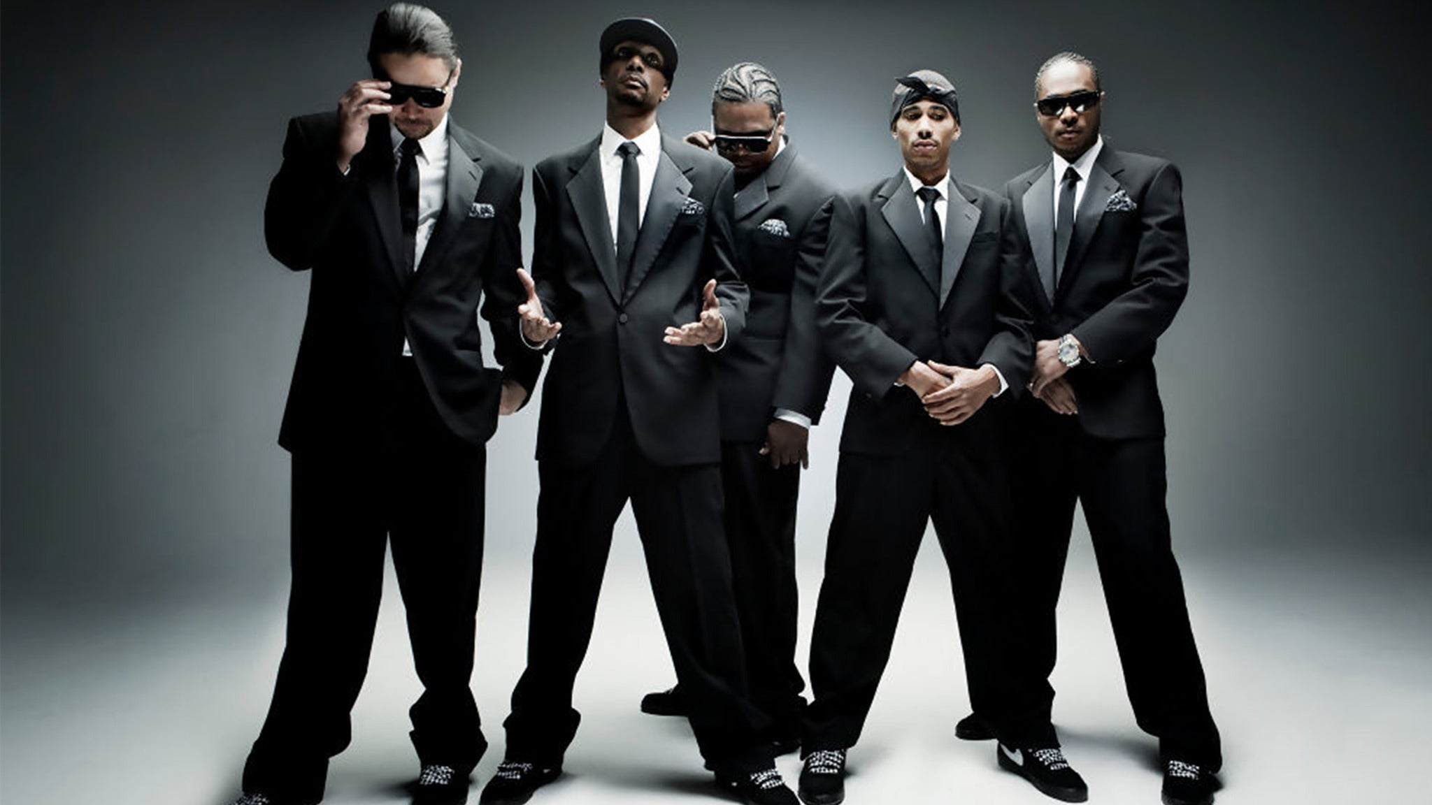 Bone Thugs-N-Harmony at Riverside Municipal Auditorium