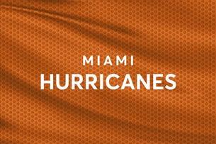 Miami Hurricanes Football vs. Temple Owls Football
