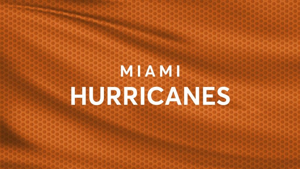 Hotels near Miami Hurricanes Events