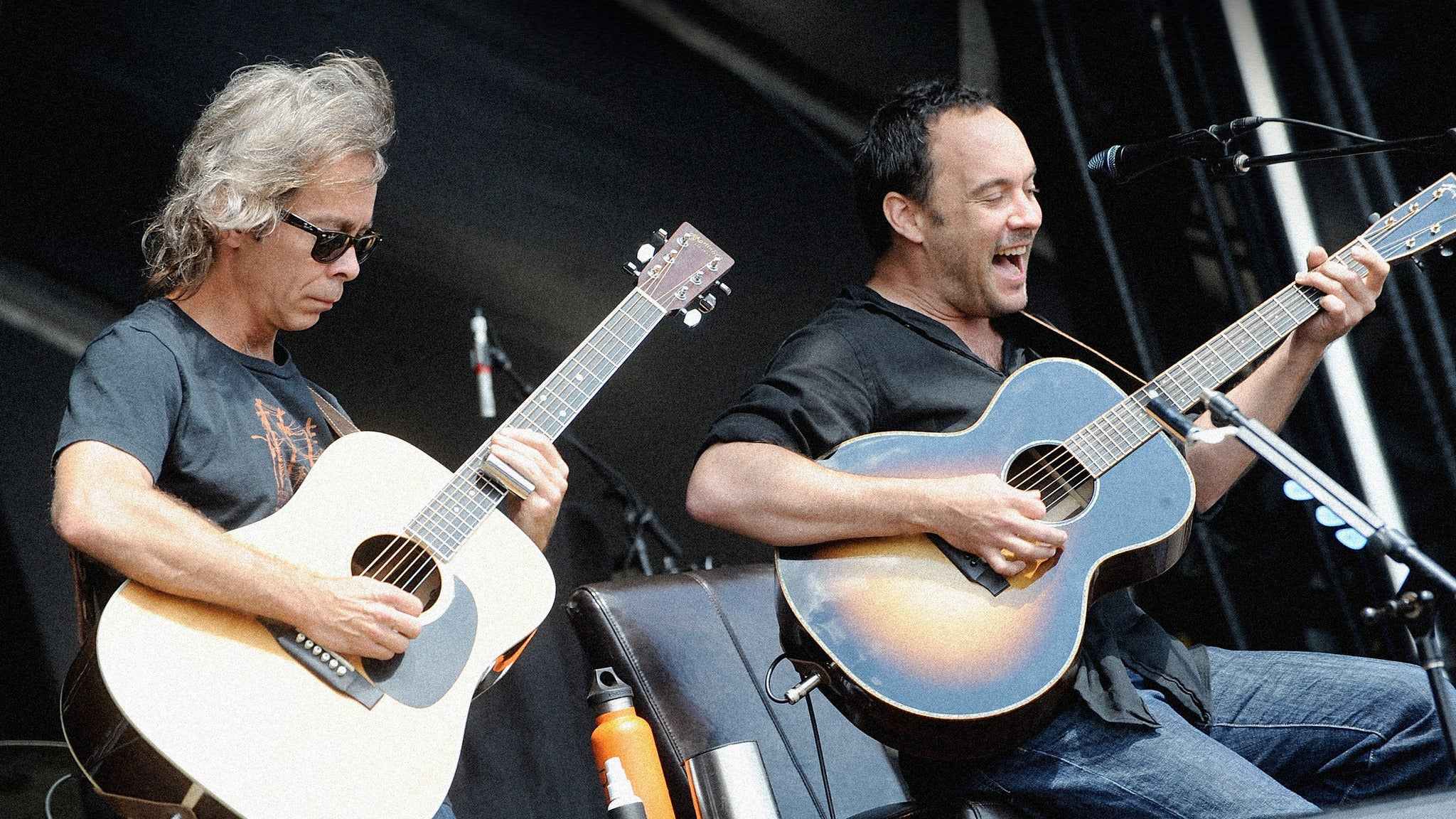 Dave Matthews and Tim Reynolds at Verizon Amphitheatre