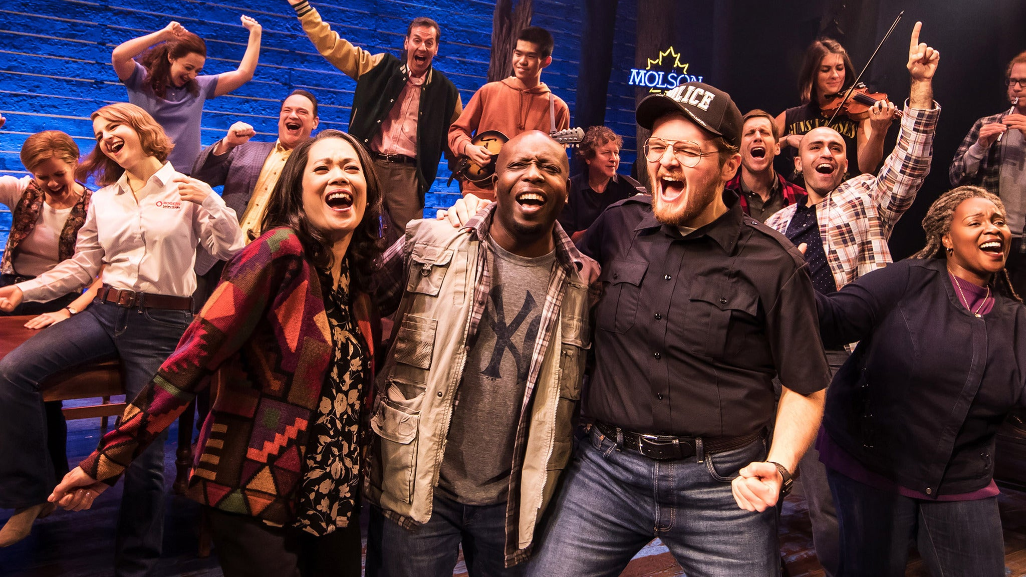 Come From Away (Chicago) at Cadillac Palace