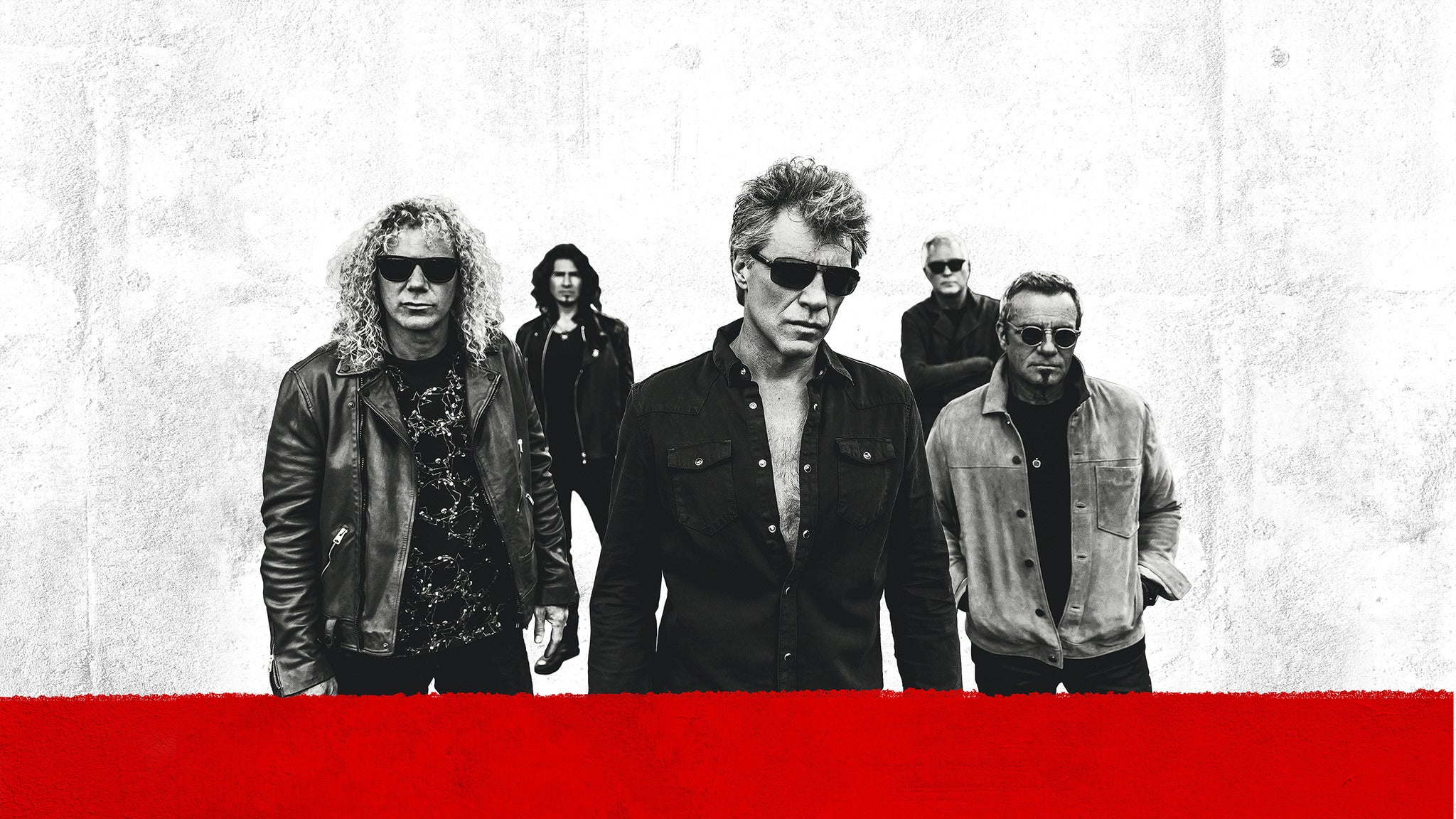 Bon Jovi - This House Is Not For Sale - Tour