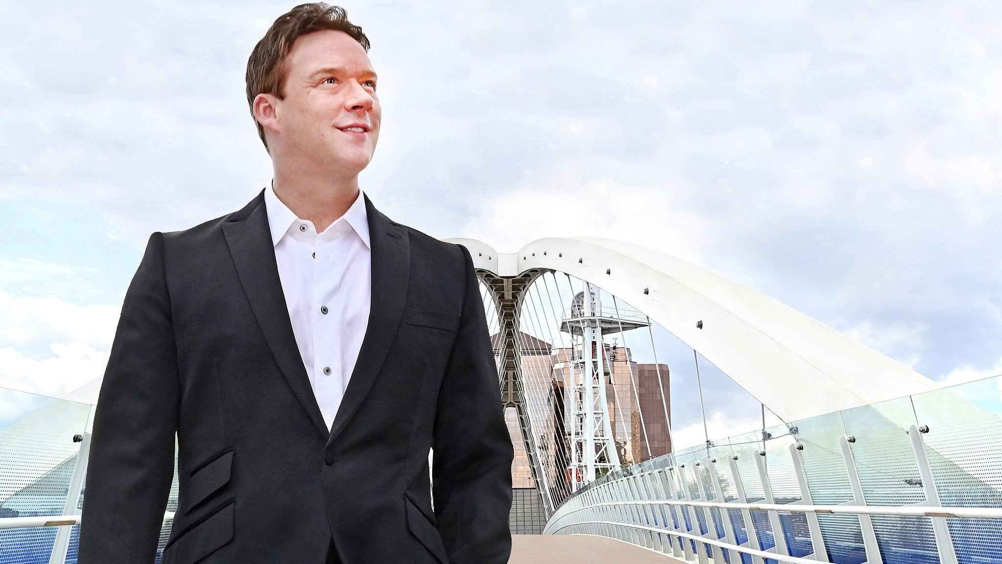 Russell Watson - 20th Anniversary of The Voice tickets (Copyright © Ticketmaster)