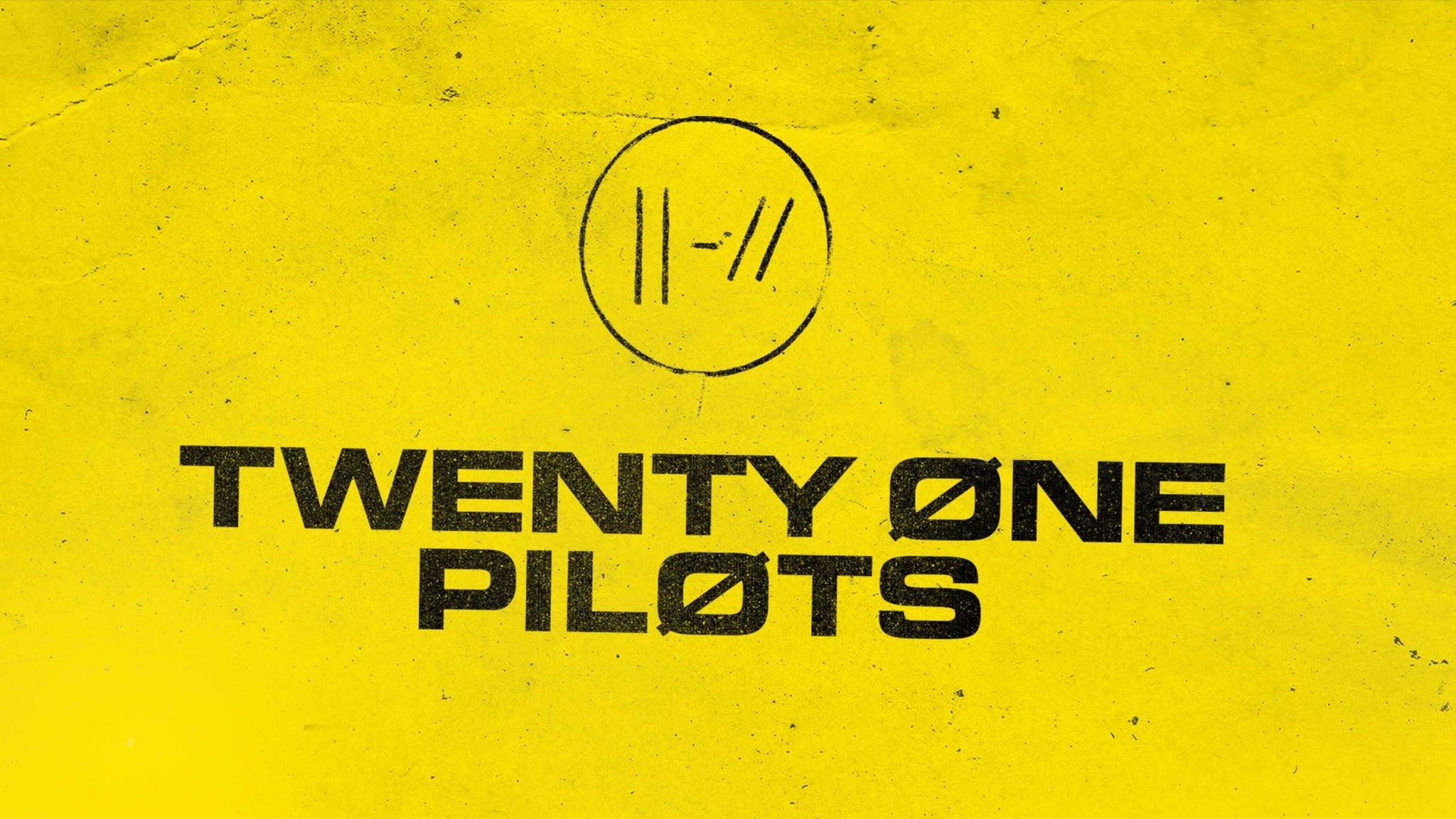 TWENTY ONE PILOTS - THE BANDITO TOUR