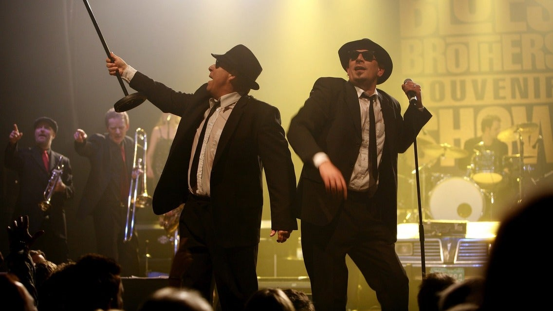 Blues Brothers Soveniershow