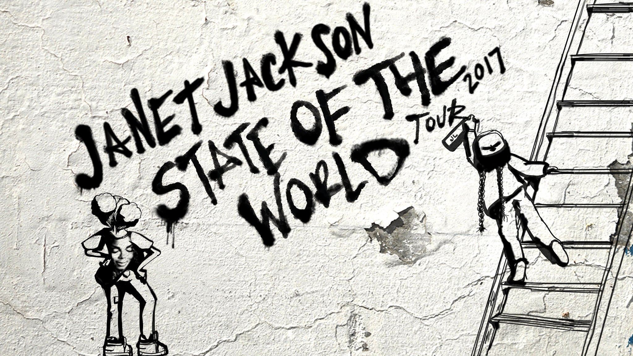 Premium Level Seating - Janet Jackson: State of the World Tour