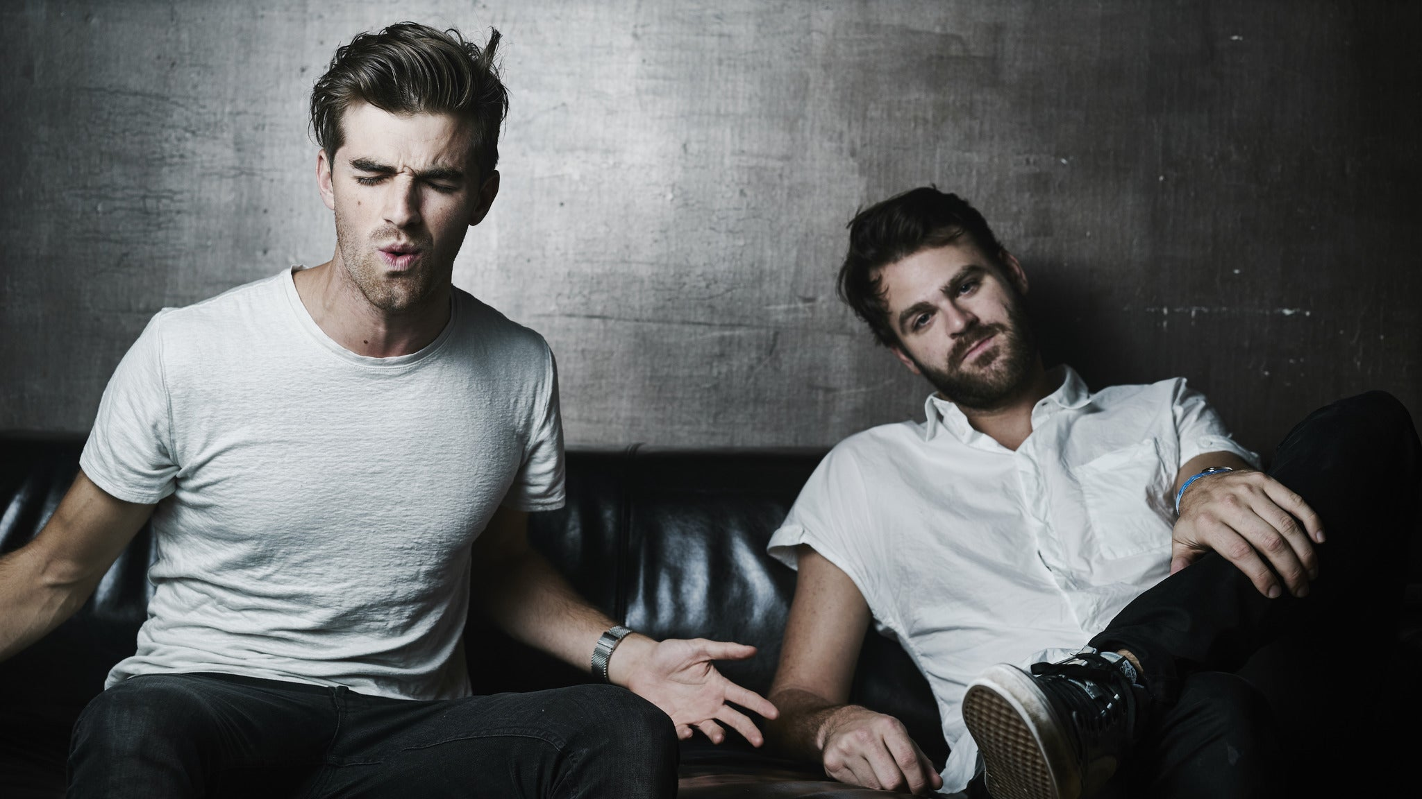 The Chainsmokers at Belly Up