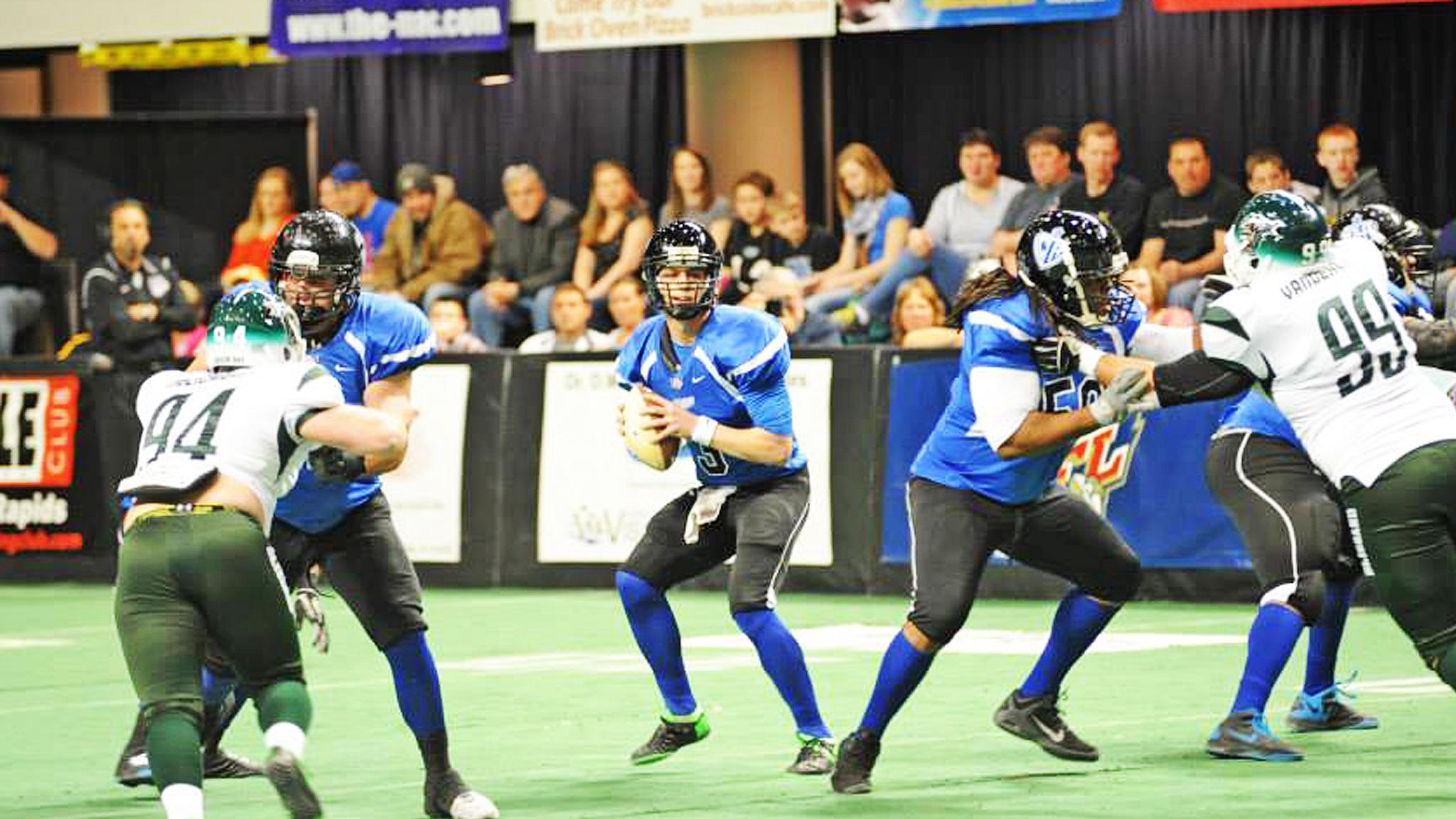 Cedar Rapids Titans vs. Nebraska Danger
