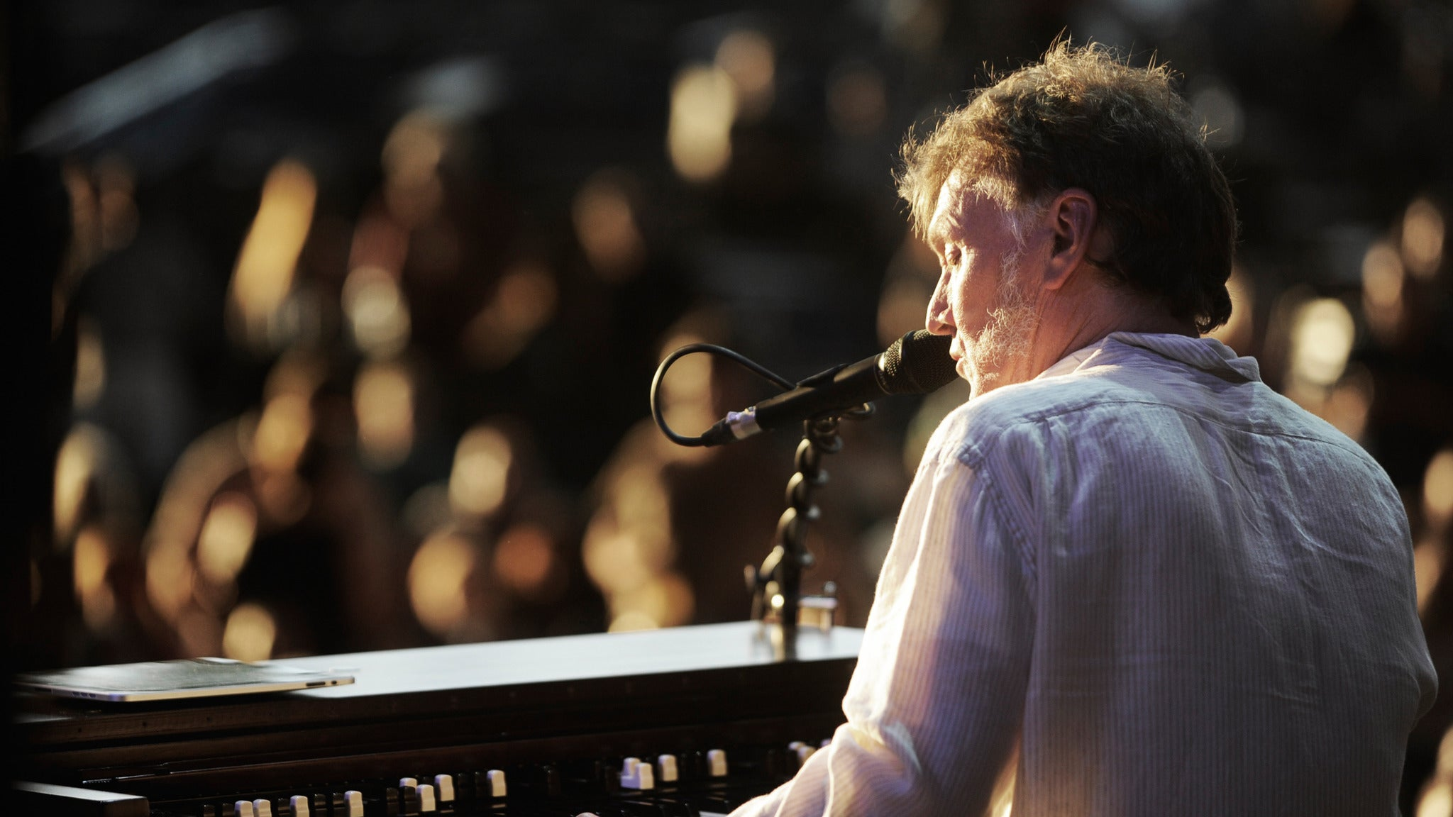 Steve Winwood at The Grand Theater at Foxwoods Resort Casino