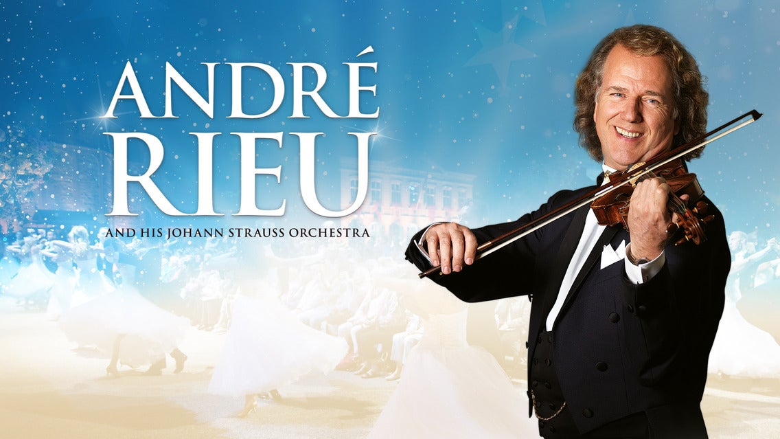 Andre Rieu Seating Plans