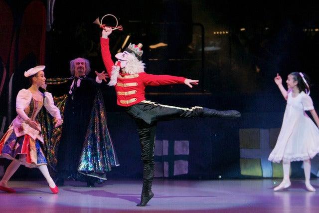 Ballet Ireland - the Nutcracker
