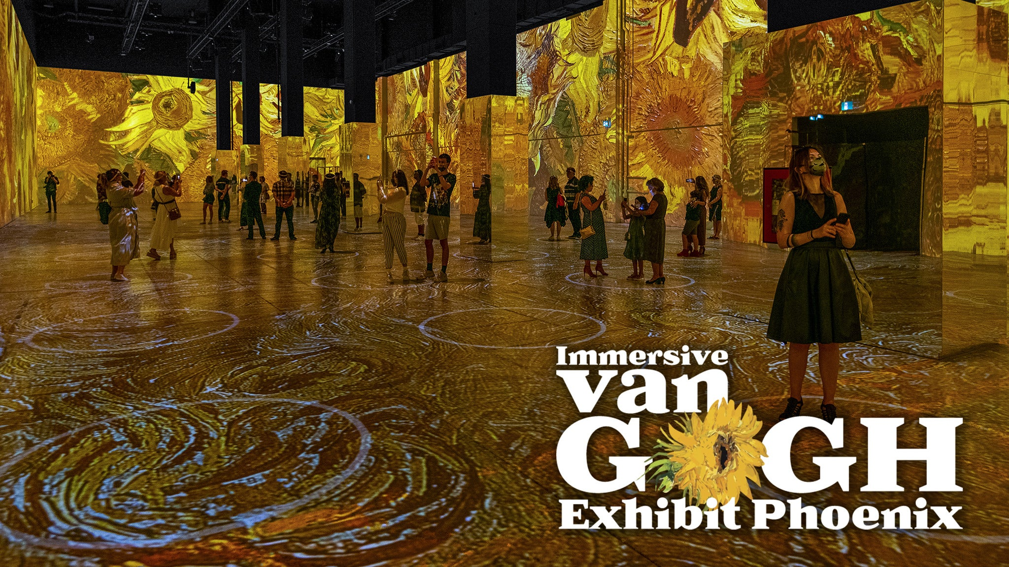 Immersive Van Gogh (Peak) at Secret Location - Phoenix - Phoenix, AZ 85004