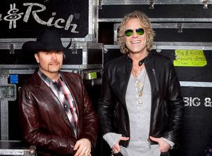 Big & Rich + Special Surprise Co-headliner