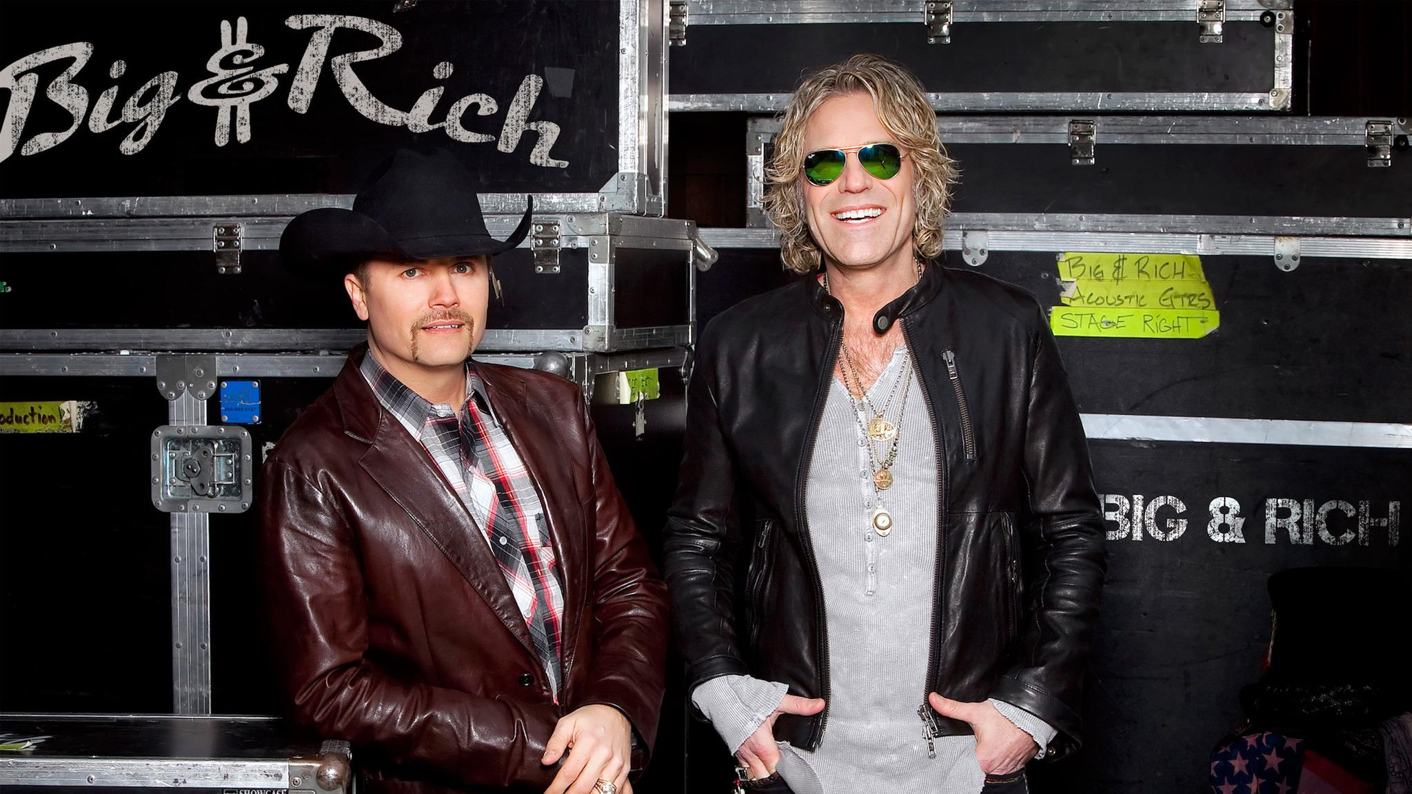 Big & Rich at Champlain Valley Exposition