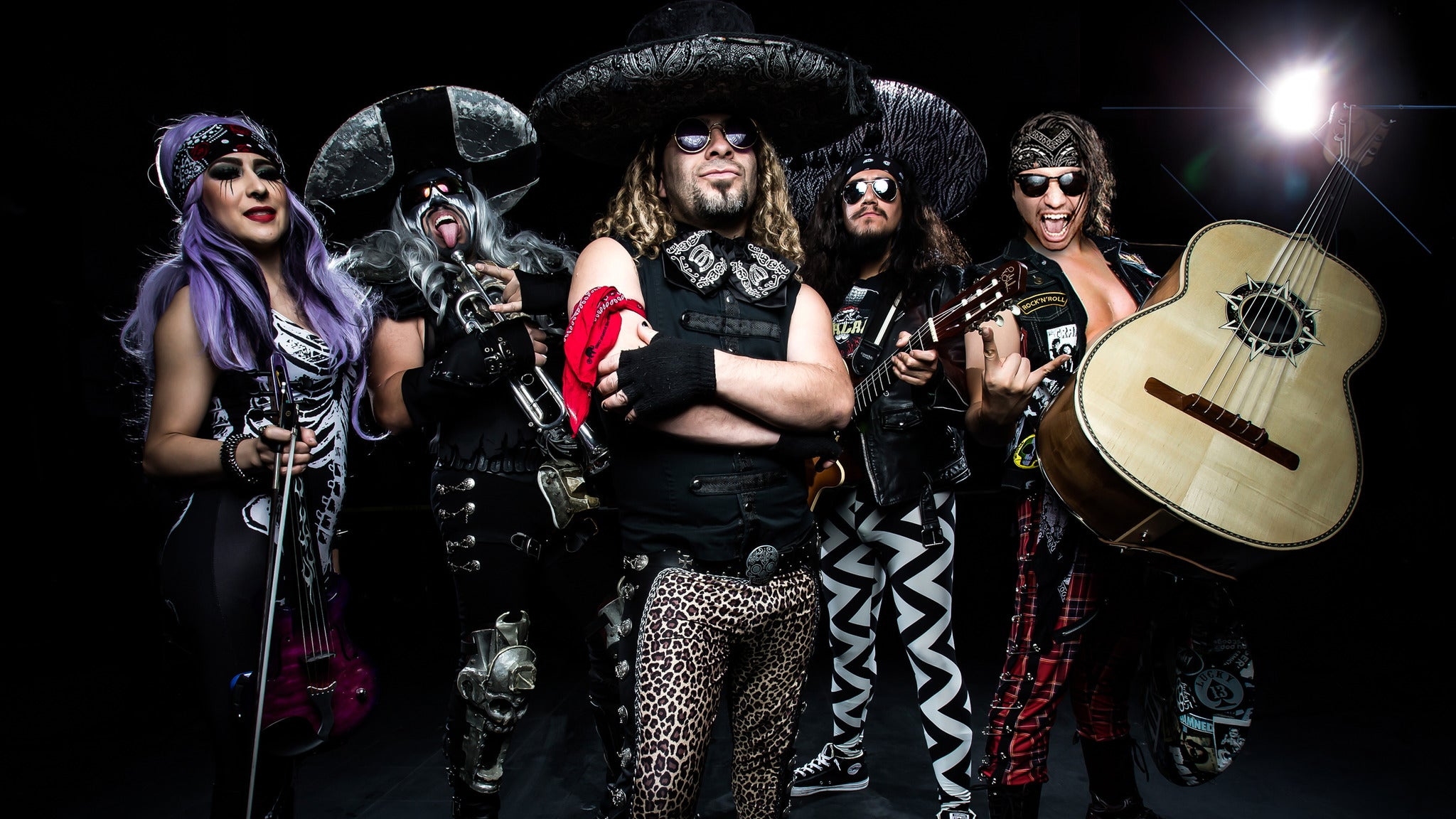 Metalachi at Concerts at SLO Brew Rocks