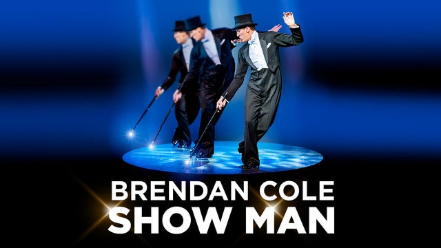 Brendan Cole: Show Man Concert Hall Glasgow Seating Plan