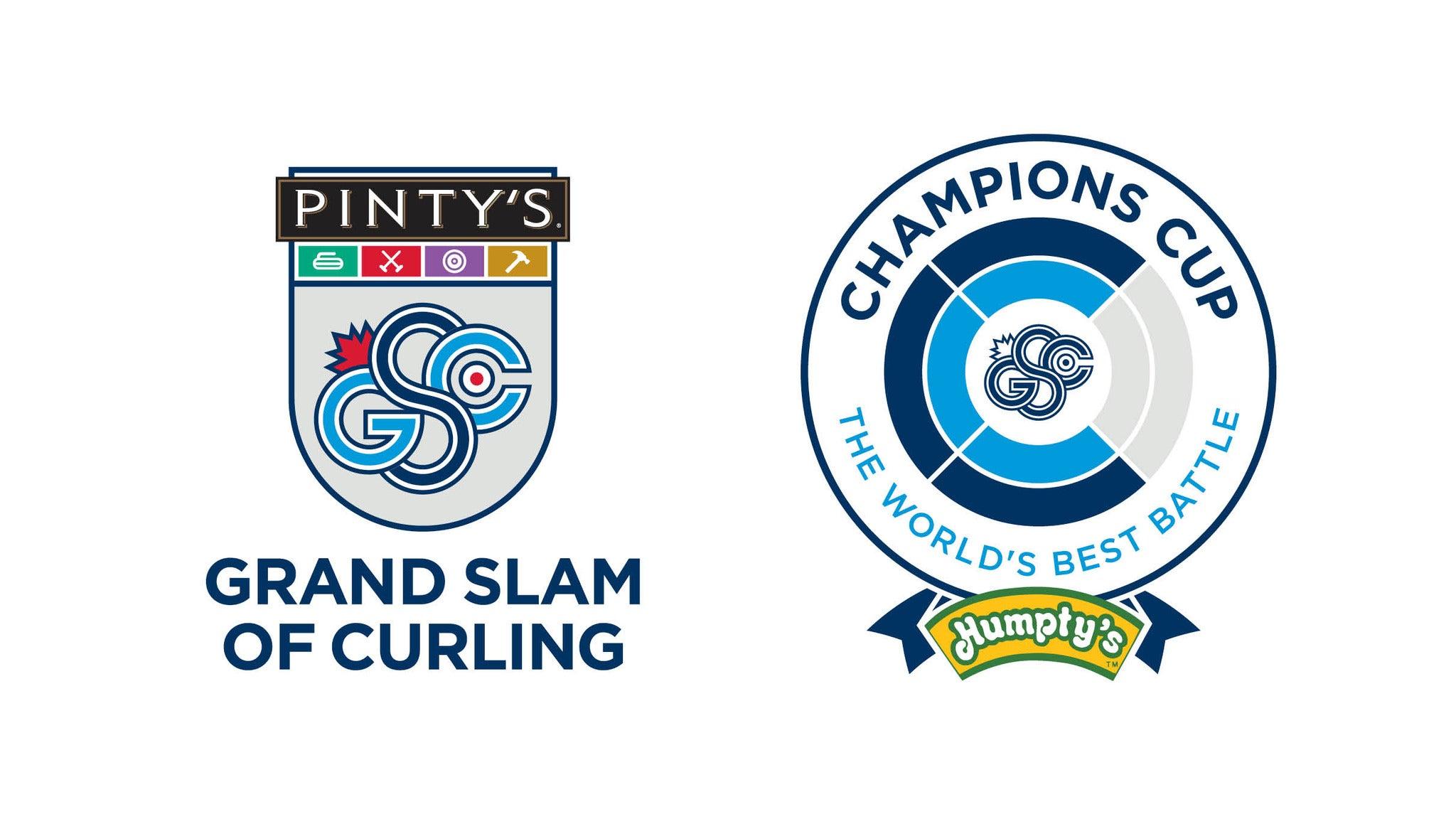 Pinty's Grand Slam Of Curling - Weekend Mini Package