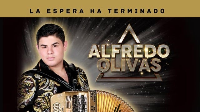 Alfredo Olivas at Celebrity Theatre