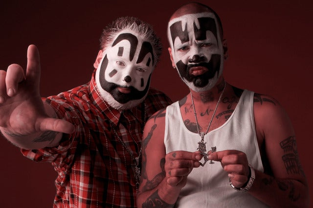 The Hysterical Hysteria Tour featuring Insane Clown Posse & Dope D.o.d