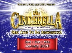 Cinderella – The Magical Pantomime
