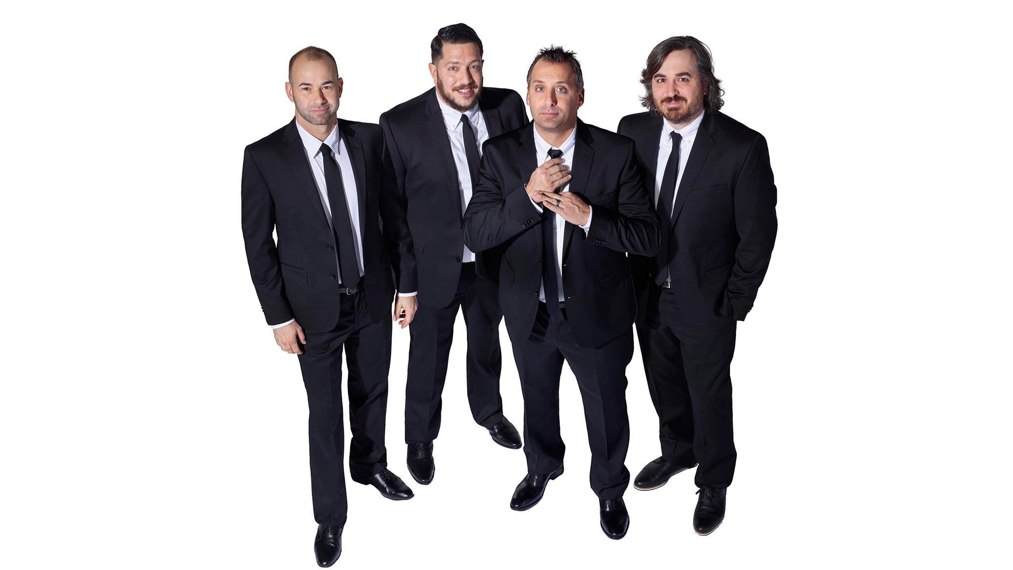 Impractical Jokers 'Santiago Sent Us' Tour Starring The Tenderloins