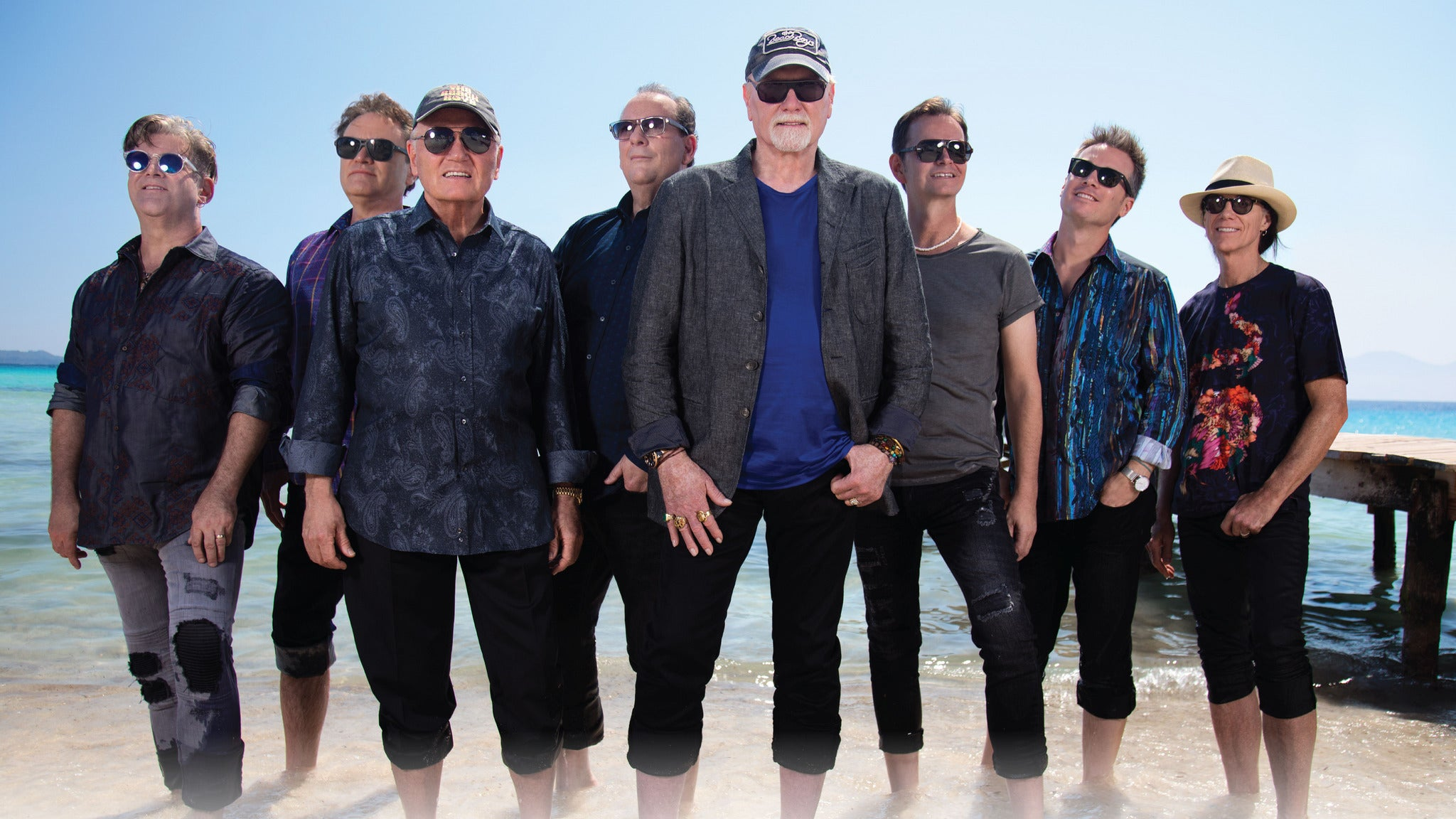 Beach Boys at Ridgefield Playhouse