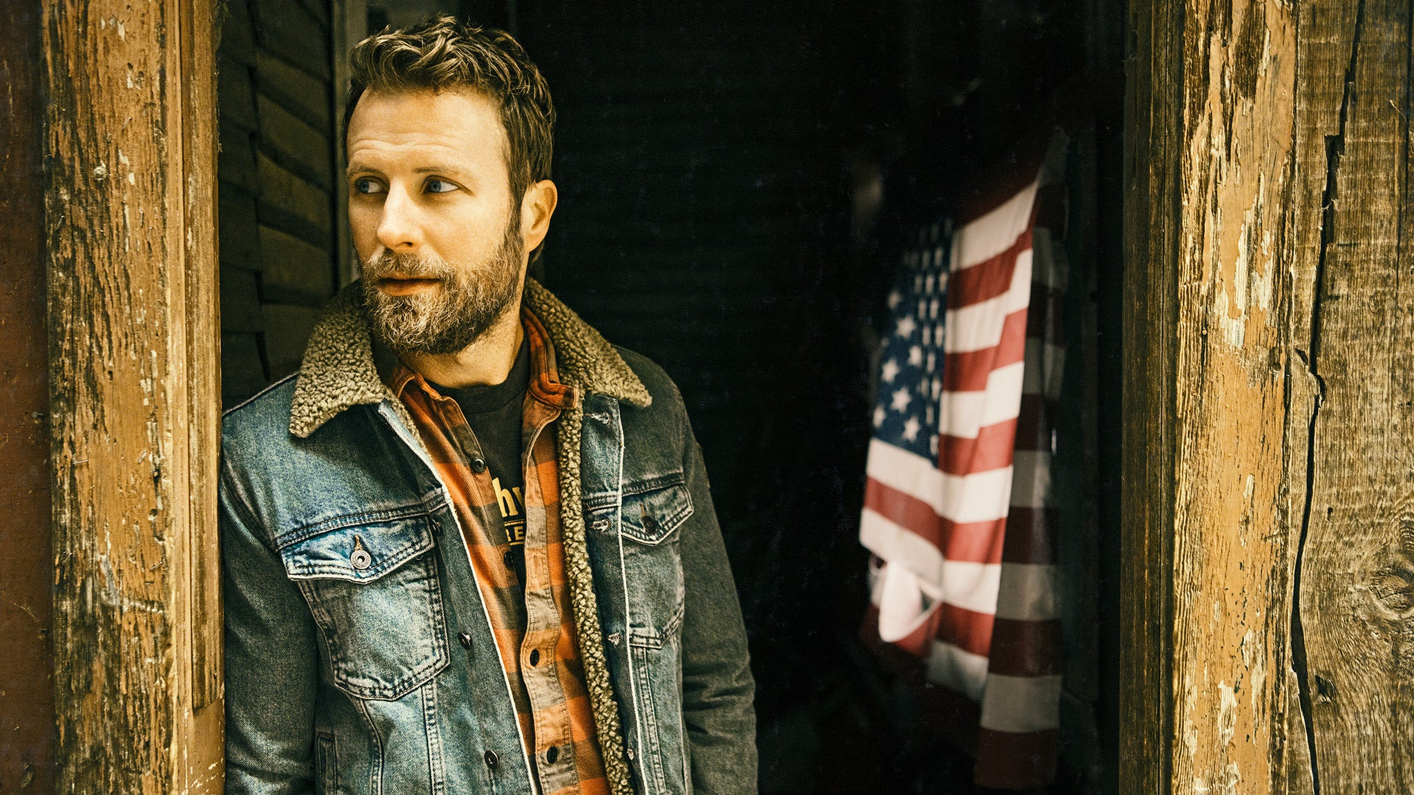 Dierks Bentley Burning Man Tour 2019 at Spokane Arena