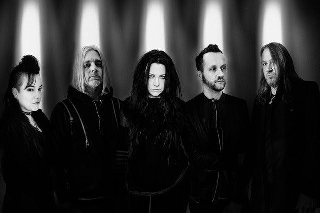 Evanescence + Halestorm