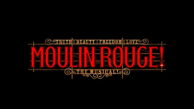 Moulin Rouge! The Musical (NY)