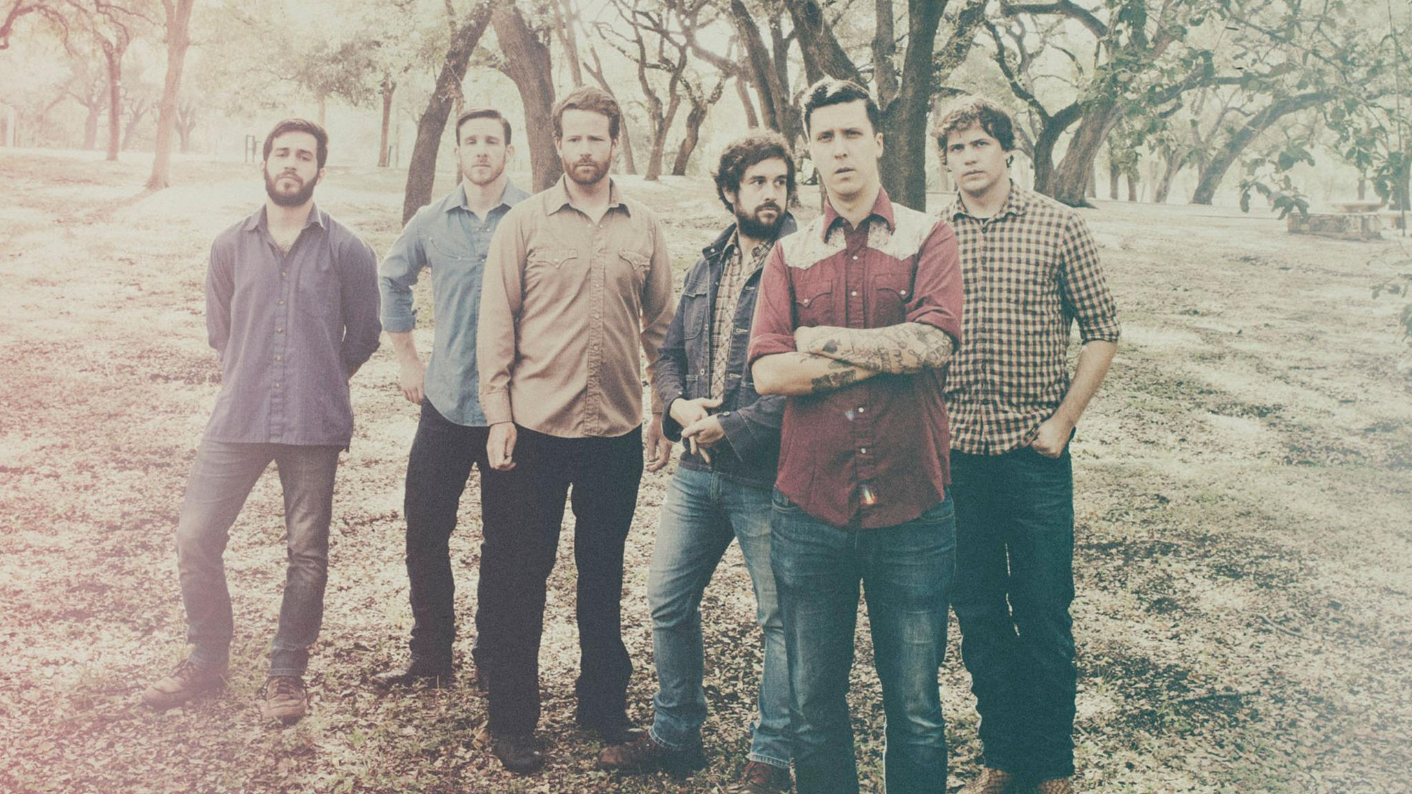 American Aquarium at George's Majestic Lounge