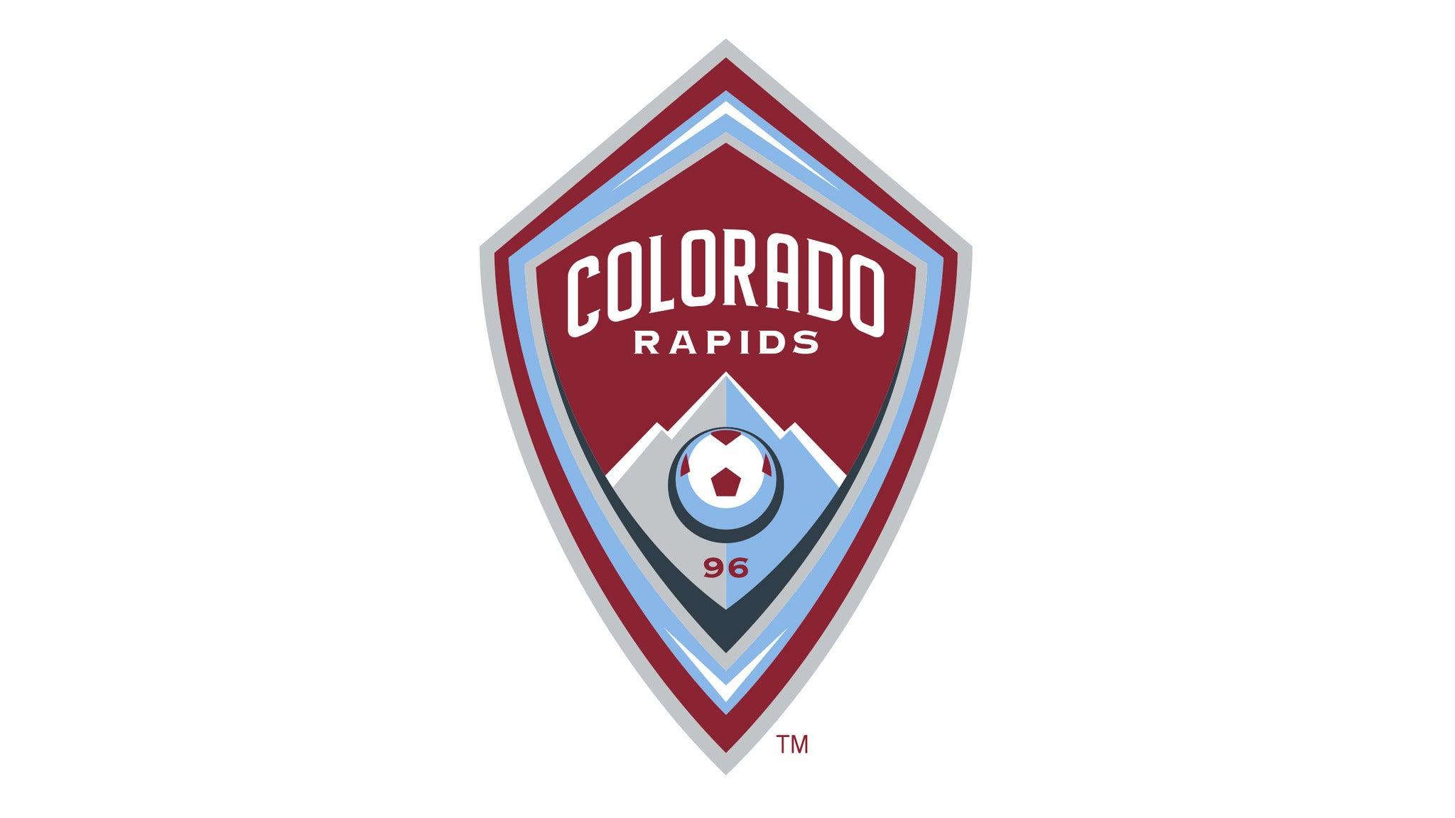 Colorado Rapids vs. New York City FC