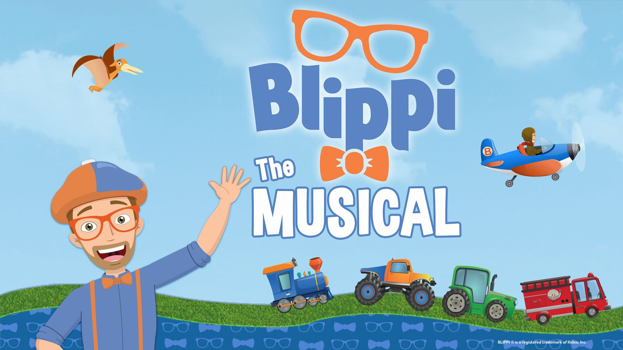 Blippi The Musical at Tennessee Performing Arts Center