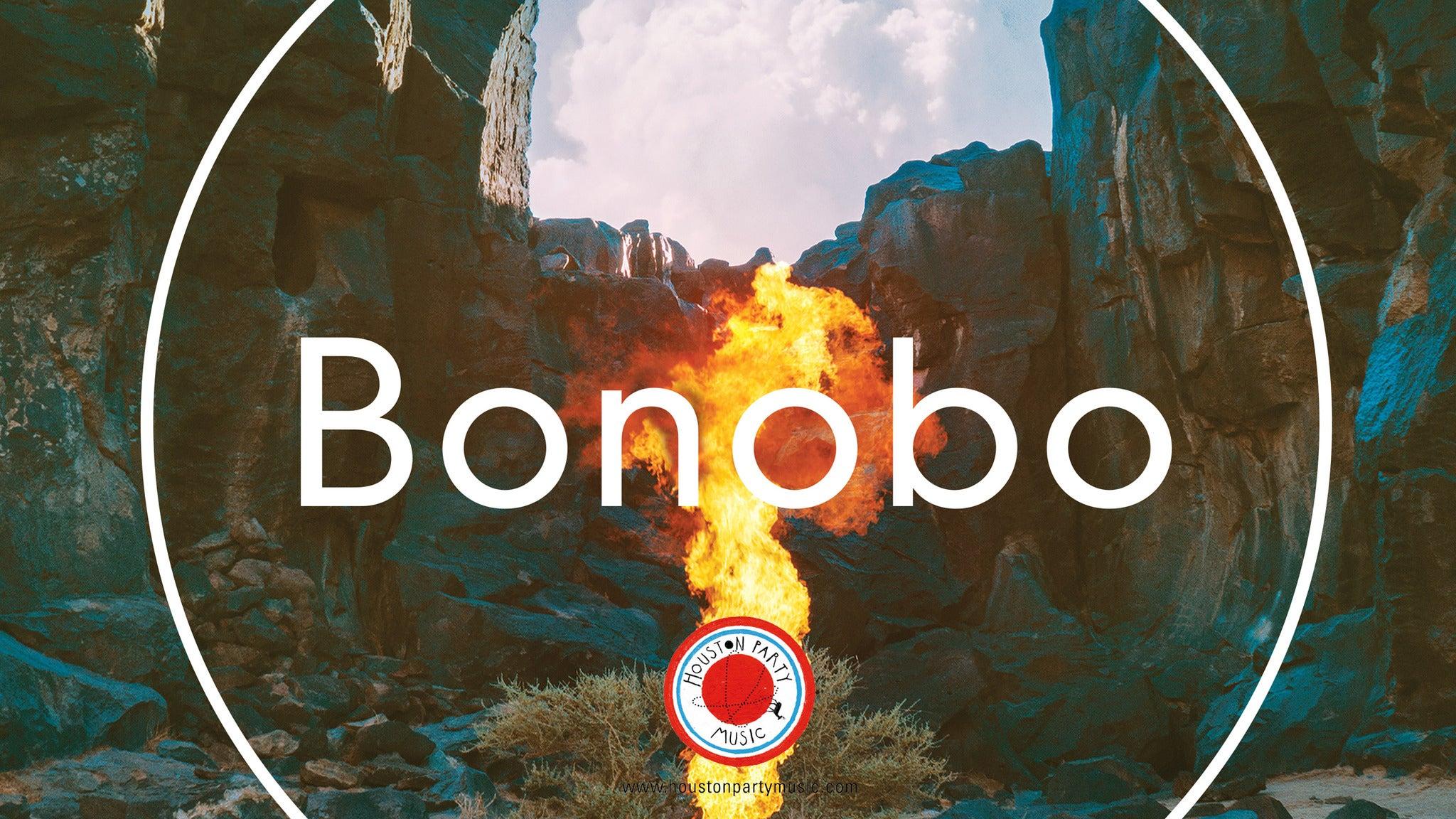 Bonobo (Live) at The Van Buren