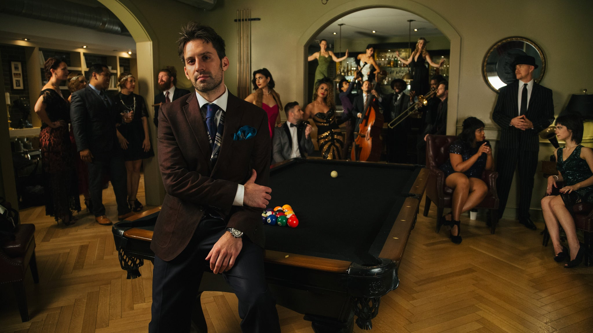 An Evening with Scott Bradlee's Postmodern Jukebox
