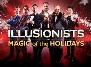 The Illusionists - Magic of the Holidays (NY)