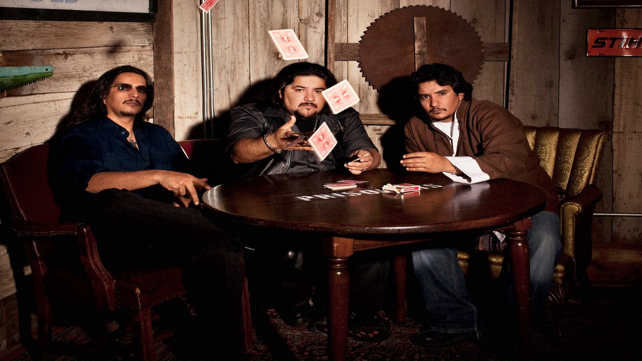 Los Lonely Boys at Carefree Theatre - West Palm Beach, FL 33401