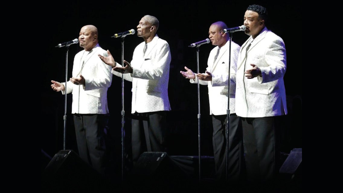 The Stylistics 50th Anniversary Tour with Special Guests Odyssey Seating Plans